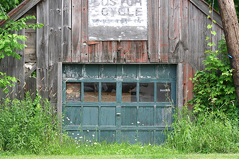 cycle barn