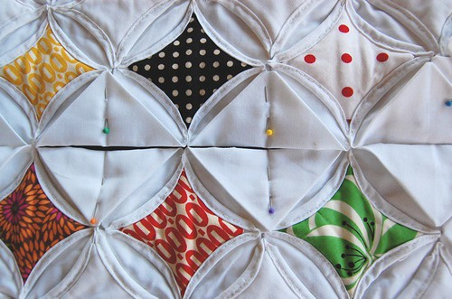 Crafts Lessons Cathedral Window Quilt Tutorial Sewing