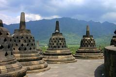 Borobudur - by zsoolt