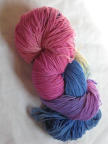 Tess' Designer Yarn - Baby/Sock Yarn