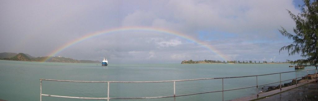 Antigua 2004 Rainbow