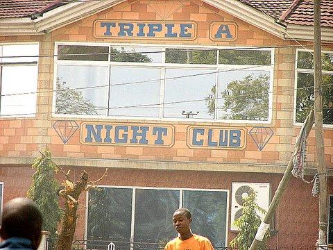 triple A night club arusha