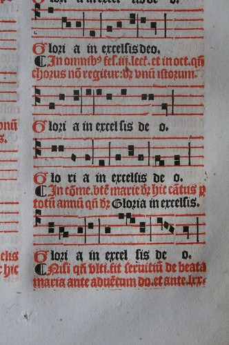 Sarum Missal, printed in Paris in 1555