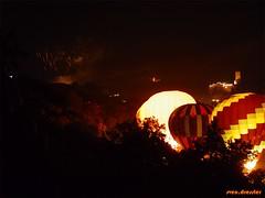 Halle/Saale - Laternenfest (sven.dressler) Tags: fireworks sony balloon animated halle saale dscf707 saxonyanhalt sachsenanhalt laternenfest supershot burggiebichenstein bergzoo anawesomeshot coolestphotographers bergschenke