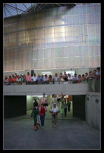 Puerta Grande de la plaza de Illescas