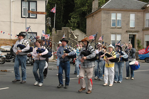 Millport Country and Western Festival 2007