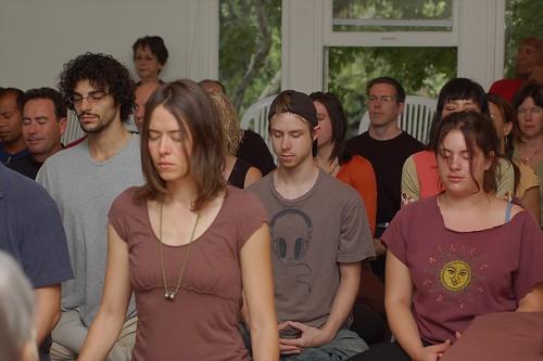 Sunday Morning Zazen Sept 2 2007.jpg