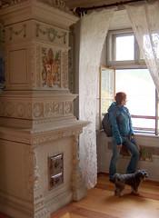 Foto stanze vescovili del castello di Brunico