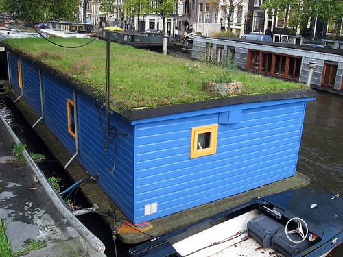 casa barca amsterdam