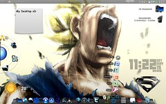 Vegeta Desktop (Eik Jsa) Tags: desktop windows apple macintosh mexico pc mac laptop lap erick xp linux vista tunning ubuntu escritorio coahuila saltillo siete tunear tuninig