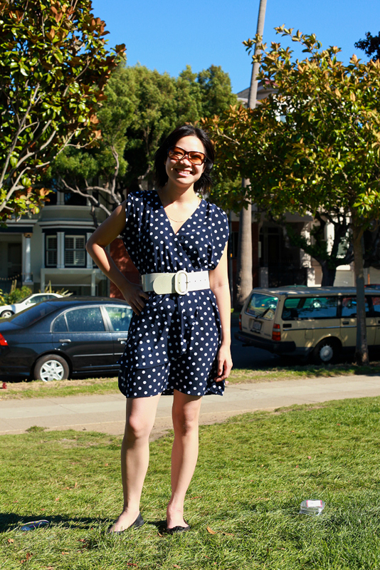 michelledot - san francisco street fashion style
