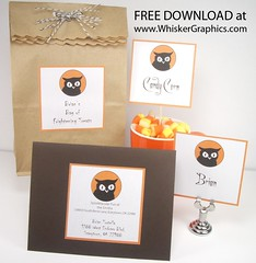 Free Owl Downloads by WiskerGraphics