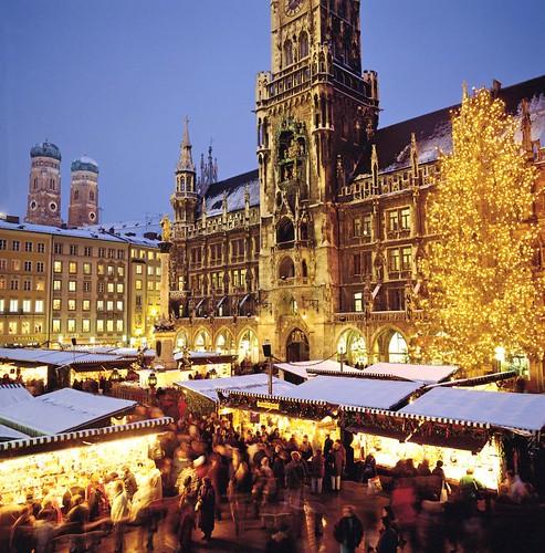 Mercatino di Natale, Monaco di Baviera © Tourismusamt München