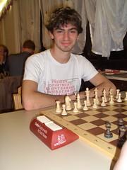 Turniersieger Ilja Schneider
