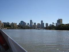 Brisbane by CityCat1