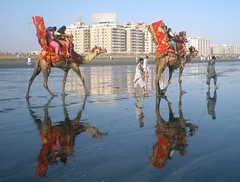 Dual floor (Iqbal.Khatri) Tags: pakistan sea reflection view floor dual karachi sindh anawesomeshot iqbalkhatri
