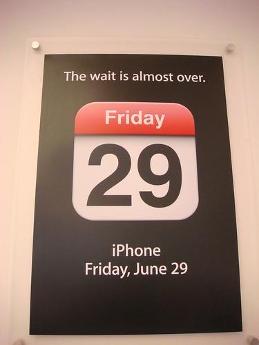 iPhone的海報