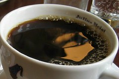 Coffee close up