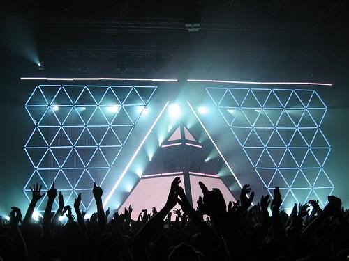 AndiH 拍攝的 Daft Punk: Final Stage。