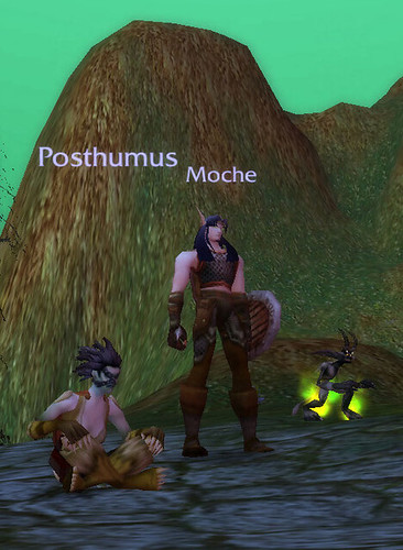 Moche and Posthumus