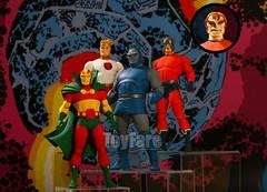 DC Direct Jack Kirby's New Gods!