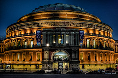 Albert Hall (Simon Crubellier) Tags: uk england london canon eos royalalberthall europe bbc kensington hdr eos20d proms alberthall londonist simoncrubellier interestingness42 i500