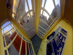 Telephone Box Flexified 2 (konderminator) Tags: world panorama art architecture photoshop buildings d50 geotagged nikon pano panoramas 360 malta panoramic fisheye projection sphere planet pont planets polar hdr highdynamicrange 360x180 circular spherical 360 planete valletta sphericalpanorama 360 stereographic planetoid hugin plante ptgui enblend equirectangular flexify sperical littleplanet polarpanorama nodalninja mathmap nn3 stereographicprojection miniplanet