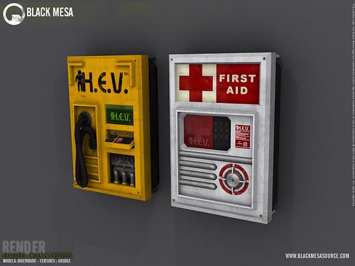 Black Mesa vida energía