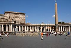 聖彼得廣場(Piazza S. Pietro)