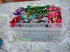 Embroidery Floss Storage 1
