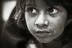 Brazilian black & white... (carf) Tags: poverty girls light brazil portrait bw girl beauty brasil sepia kids children hope blackwhite kid community support child risk naturallight forsakenpeople esperana social impoverished underprivileged afrobrazilian altruism angels shanty brazilian hummingbirds bianca beijaflor favela development prevention anjos atrisk mundouno stiojoaninha