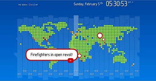 mapa noticias