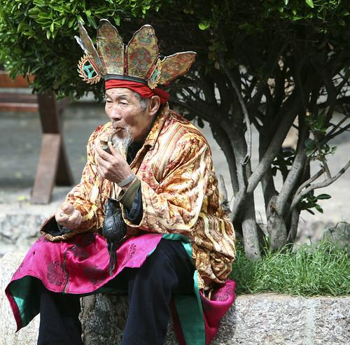 Lijiang Naxi