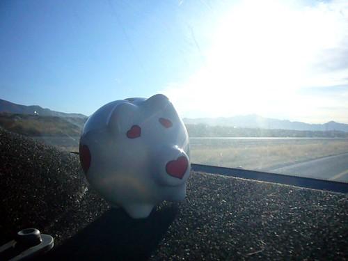 Dashboard Piggy Bank