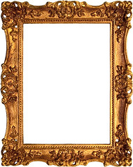 Frame  Snip (rubyblossom.) Tags: gold mirror stock free frame rubys resources o4lagree rubystreasures