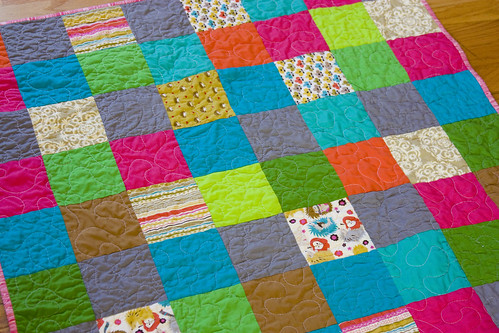 Binky Patrol baby quilts