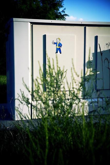 Vault-Tec generator in Orlando