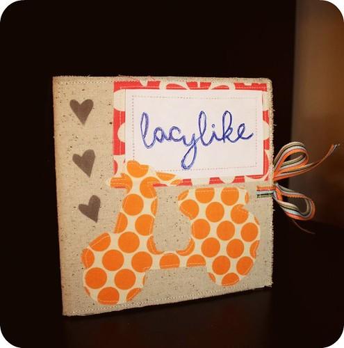 lacylike book
