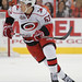 Jeff Skinner #10 of the Carolina Hurricanes while playing against the Philadelphia Flyers on November 1, 2010 at the Wells Fargo Center in Philadelphia, PA. The Flyers defeated the Hurricanes 3-2. (Inside Hockey/Bob Fina)