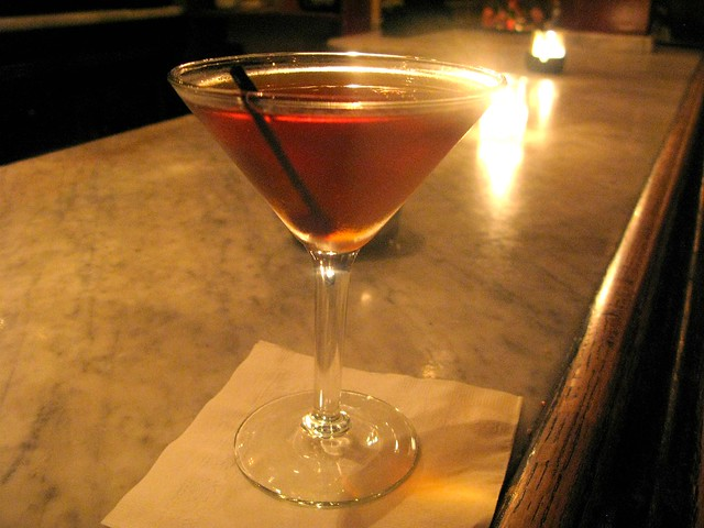 Dom's Manhattan by Caroline on Crack