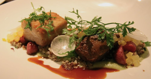 Prospect, San Francisco - Pork Belly and Pork Cheek
