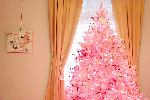 {MAKING IT LOVELY} Nicoles tree