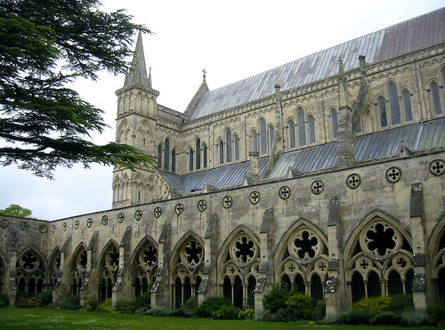 Salisbury Cathedral 1