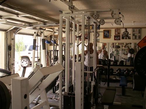 Home Gym 528961287_f1accca4eb