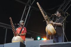 Ba Cissoko - Wychwood Music Festival 2007