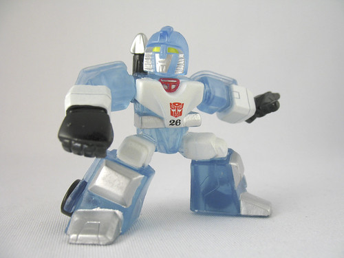 TF Robot Heroes Mirage (Wal-Mart Online Exclusive)