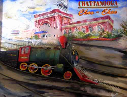 The Chattanooga Choo-Choo of Death!