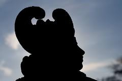 Silhouette (Daniel Cond) Tags: bali silhouette indonesia utata:project=justblack