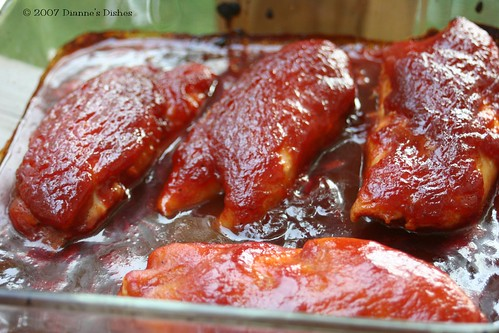 Dianne's Barbeque Sauce
