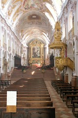 Freising Dom long view (wunnspeed) Tags: germany bayern deutschland bavaria parents freising